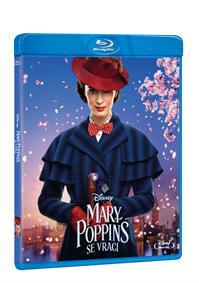 Mary Poppins se vrací Blu-ray