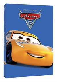 Auta 3 - Disney Pixar edice DVD