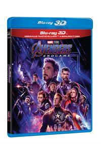 Avengers: Endgame 3Blu-ray (3D+2D+bonus disk)