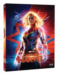 Captain Marvel Blu-ray - Limitovaná sběratelská edice