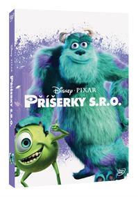 Příšerky s.r.o. DVD - Edice Pixar New Line