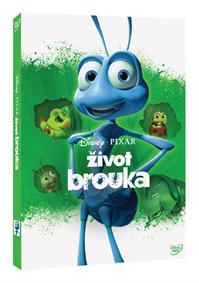 Život brouka DVD - Edice Pixar New Line