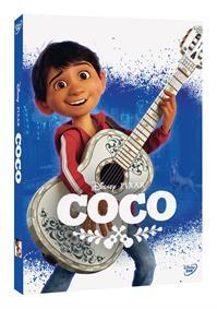 Coco DVD - Edice Pixar New Line