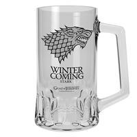 Půllitr Game of Thrones - Stark