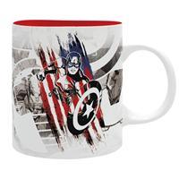 Hrnek Captain America - Red Edition 320ml