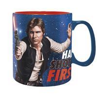 Hrnek Star Wars - Han Solo 460ml