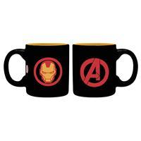 Hrnečky Marvel 110ml set 2ks Iron Man & Spider-Man