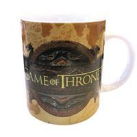 Hrnek Game of Thrones - Logo 320 ml