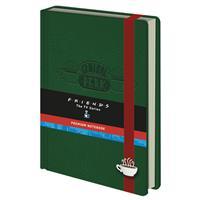 Zápisník Friends - Central Perk A5