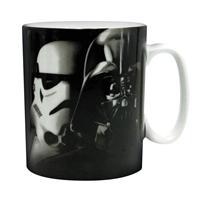 Hrnek Star Wars - Vader a Trooper 460 ml