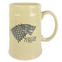 Keramický korbel Game of Thrones - Stark