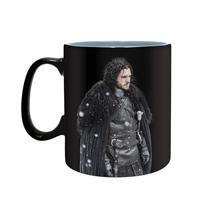 Hrnek Game of Thrones - Zima je tady měnící se 460 ml