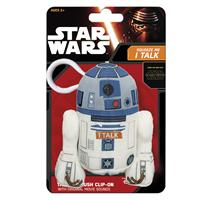 Klíčenka Star Wars - mluvící R2D2
