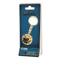 Klíčenka Harry Potter - Zlatonka 3D