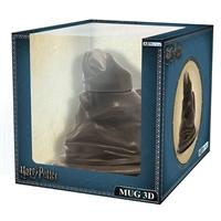 Hrnek Harry Potter - Moudrý klobouk 3D 250 ml