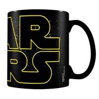 Hrnek Star Wars - logo měnící se 315 ml