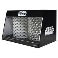 Sada sklenic Star Wars 300 ml