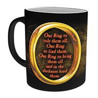 Hrnek Lord of the Rings - Jeden prsten měníci se 295 ml