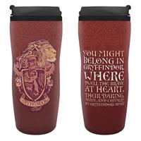 Hrnek Harry Potter - Nebelvír cestovní 355 ml