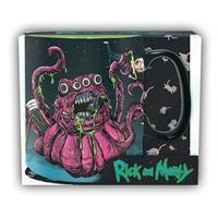 Hrnek Rick and Morty - Monsters 460 ml