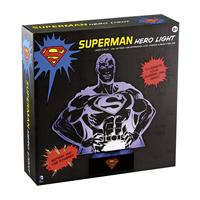 Lampička Superman DVD