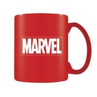 Hrnek Marvel - Logo červený 315 ml