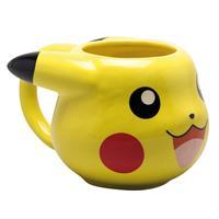 Hrnek Pokémon - Pikachu 3D 475 ml DVD