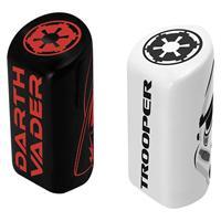 Solnička a pepřenka Star Wars - Vader & Trooper DVD