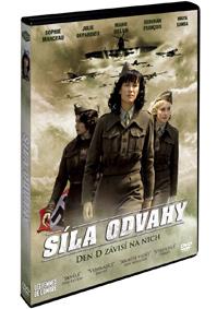 Síla odvahy DVD