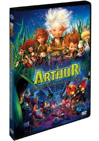 Arthur a Maltazardova pomsta DVD
