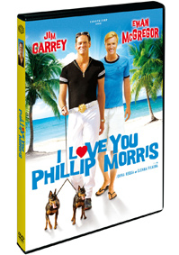 I love you Phillip Morris DVD