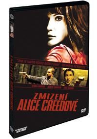 Zmizení Alice Creedové DVD