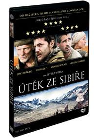 Útěk ze Sibiře DVD