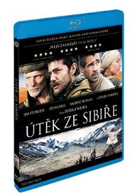 Útěk ze Sibiře Blu-ray