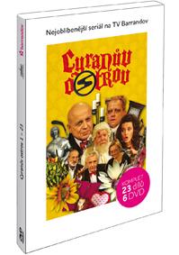 Cyranův ostrov DVD