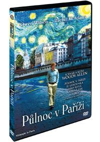 Půlnoc v Paříži DVD