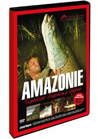 Jakub Vágner - Amazonie DVD