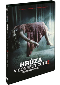 Hrůza v Connecticutu 2: Duch Georgie DVD