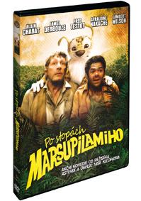 Po stopách Marsupilami DVD