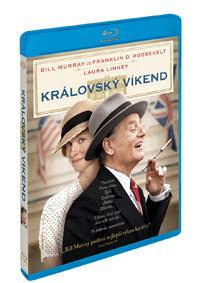 Královský víkend Blu-ray