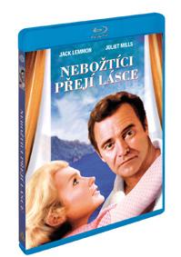 Nebožtíci přejí lásce Blu-ray