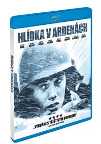 Hlídka v Ardenách Blu-ray