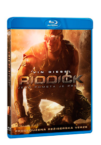 Riddick Blu-ray - režisérská verze