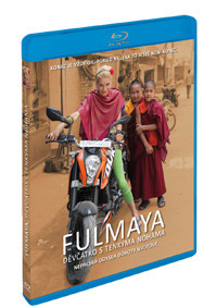 Fulmaya, děvčátko s tenkýma nohama Blu-ray