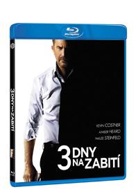 3 dny na zabití Blu-ray