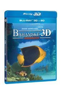 Bahamské dobrodružství Blu-ray (3D)
