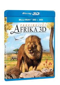Fascinující Afrika Blu-ray (3D)