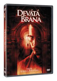 Devátá brána DVD