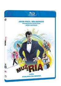 Muž z Ria Blu-ray
