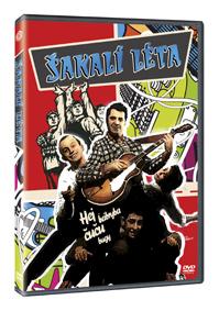 Šakalí léta DVD